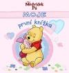 Moje první knížka - Medvídek Pú (růžová)