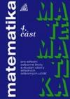 Matematika pro SOŠ a studijní obory SOU - 4.část
