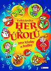 Velká kniha her a úkolů pro kluky a holky