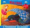 Malenka + puzzle/3 pohád.skládanky