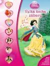 Princezny - Velká kniha zábavy