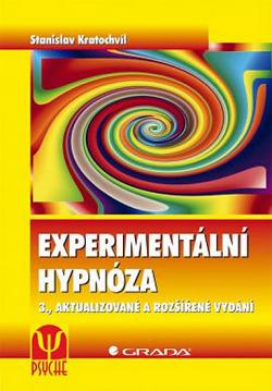 Experimentální hypnóza obálka knihy
