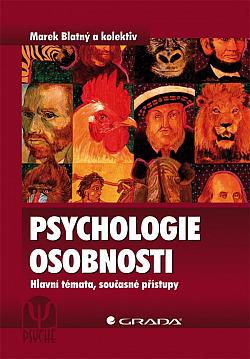 Psychologie osobnosti obálka knihy