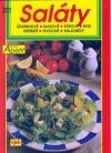 Saláty - zeleninové, masové, sýrové, rybí, drůbeží, ovocné, majonézy
