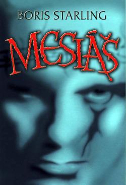 Mesiáš obálka knihy