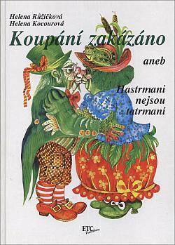 Koupání zakázáno aneb Hastrmani nejsou tatrmani obálka knihy