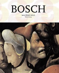 Bosch – Malířské dílo obálka knihy