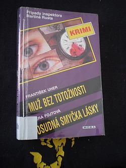 Muž bez totožnosti / Osudná smyčka lásky obálka knihy