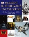 Moderní ilustrovaná encyklopedie obálka knihy