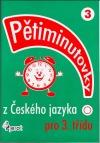 Pětiminutovky z Českého jazyka pro 3.třídu