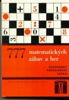 777 matematických zábav a her