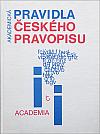 Akademická pravidla českého pravopisu