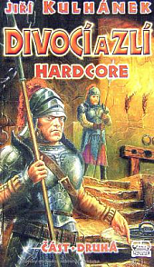 Hardcore obálka knihy