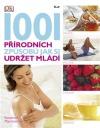 1001 přírodních způsobů jak si udržet mládí obálka knihy