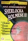 Nová dobrodružství Sherlocka Holmese II obálka knihy