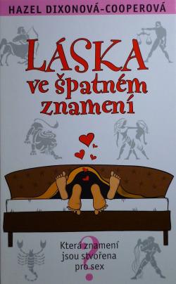 Láska ve špatném znamení obálka knihy