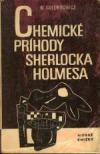 Chemické príhody Sherlocka Holmese obálka knihy