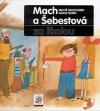 Mach a Šebestová za školou obálka knihy