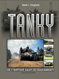 Tanky - Od 1. světové války do současnosti obálka knihy