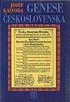 Genese Československa