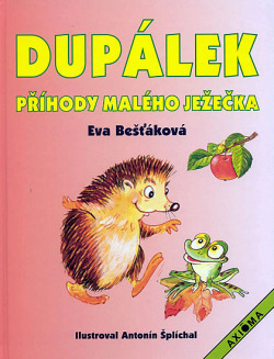 Dupálek - příhody malého ježečka obálka knihy