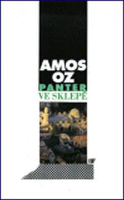 Panter ve sklepě obálka knihy