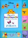 Moje první encyklopedie s Medvídkem Pú a jeho přáteli - Zvířata