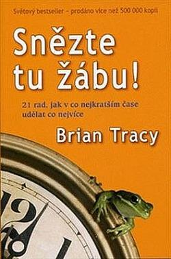 Snězte tu žábu! obálka knihy