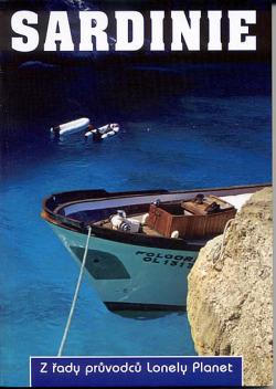 Sardinie obálka knihy