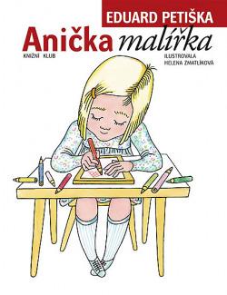 Anička malířka obálka knihy