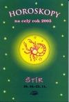 Horoskopy na celý rok 2005 - Štír