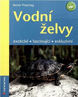 Vodní želvy – exotické, fascinující, exkluzivní obálka knihy