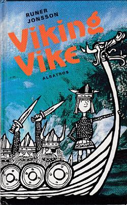 Viking Vike obálka knihy