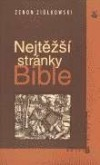 Nejtěžší stránky Bible obálka knihy