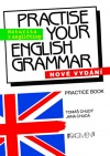 Practise Your English Grammar obálka knihy