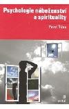 Psychologie náboženství a spirituality obálka knihy