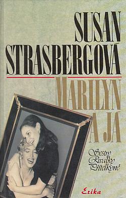 Marilyn a já - sestry, rivalky, přítelkyně obálka knihy
