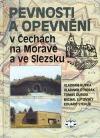 Pevnosti a opevnění v Čechách, na Moravě a ve Slezsku obálka knihy
