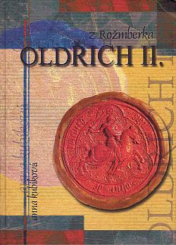 Oldřich II. z Rožmberka obálka knihy