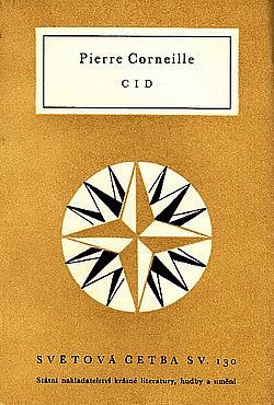 Cid obálka knihy
