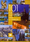 101 našich nejkrásnějších měst a městeček obálka knihy