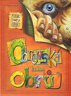 Obrovská kniha obrů obálka knihy