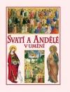 Svatí a andělé v umění