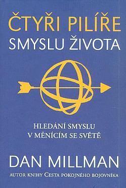 Čtyři pilíře smyslu života obálka knihy