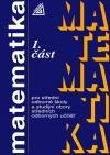 Matematika pro SOŠ a studijní obory SOU