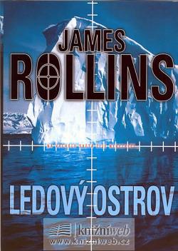 Ledový ostrov obálka knihy