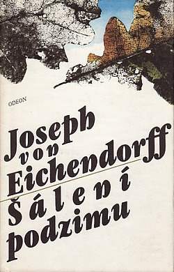 Šálení podzimu obálka knihy
