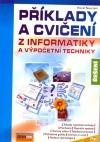 Příklady a cvičení z informatiky a výpočetní techniky - Řešení + CD obálka knihy