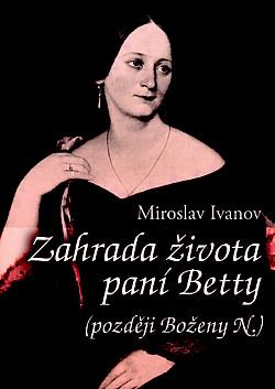 Zahrada života paní Betty obálka knihy