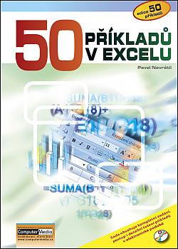 50 příkladů v Excelu obálka knihy